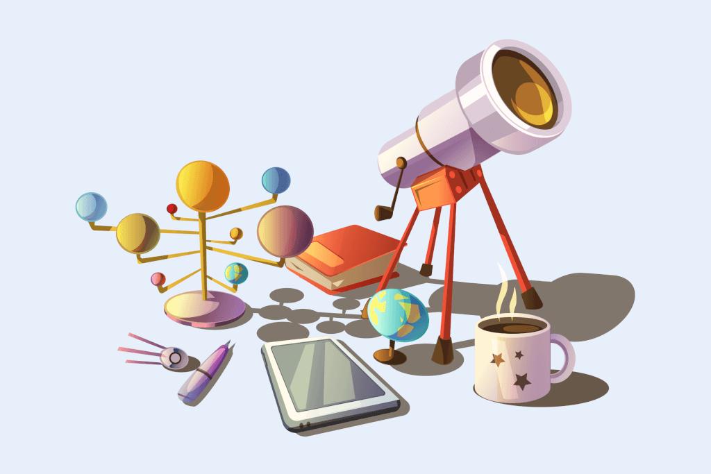 Science communication, macrovector © 123RF.com