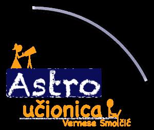 Logo portala Astroučionica
